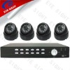 standalone DVR kit with 4 CCD cameras
