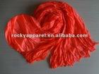 cheapest fashion neon scarf