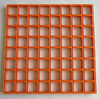 high strength plastic grating access panel flooring
