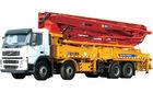 XCMG HB48-B-C-D medium size portable Concrete Pump