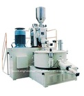 high/low speed mixing machine