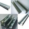 ASTM Galvanized C Channel Steel