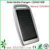 5.5V 1250MA Solar Battery Charger Mobile Solar Charger