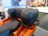 Rotational Molding ATV Rear Box black color