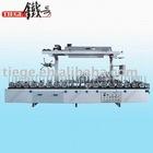 Cold Glue Profile Laminating Machine For Panel Furniture