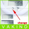 Electronic Kitchen Scale Weight 1g~5kg Portable