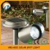 3pcs LED solar spot light