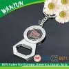 2012 hottest beer metal keychain bottle opener