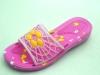 eva slipper 2558-67/plastic slippers/plush slippers