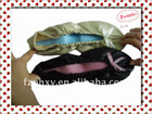 Sweet rubber girl flexible ballet shoes with bow tie