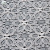 Popular Nylon cottn lace fabric
