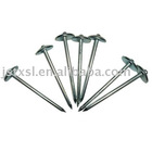 Roofing Nails Umbrella Head PlainShank