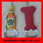 soft pvc beer bottle opener