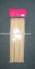 high quality and clean bamboo picks BBQ tools hx-b001