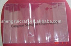 Promotional Plastic Clear PVC Book Cover