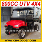 36HP 800cc UTV 4X4