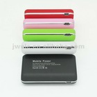 Dual USB 2A/5V ,1A/5V 8400mah powerbank battery for Iphone/ipad