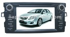 CAR AUDIO DVD GPS NAVIGATION SYSTEM FOR 2012 TOYOTA COROLLA WITH 7 INCH SCREEN/BLUETOOTH/REARVIEW CAMERA/SD/USB/IPOD