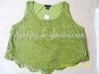 Ladies' Plus Size hand knitted Sweater