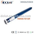 Tubular motor for awnings