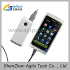 2012 Hot selling 5600 mAh high quality power bank for samsung s2