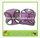 Mesh dog body harness