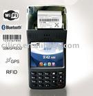 mobile handheld thermal printer terminal with gprs
