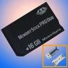 Memory Card Memory stick pro duo 16G