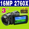 "3"" Full HD Professional Camcorder DC-01"