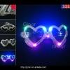 multicolor light led sunglasses