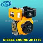 4 HP diesel engine JHY170F