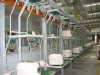 Rice-cooker testing line