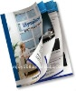 color printing for paper catalogue, booklet and flyers by size a4 a5 b3 b4
