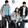 mens women quilted jacket
