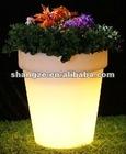 color changing waterproof led flower pots