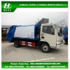 3 m3 ~ 5 m3 Compact Garbage Truck