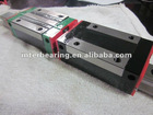 linear guideway rail and block