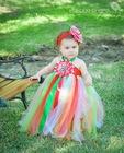 Christmas dress set cute tutu dress for baby girls
