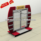 beatiful and durable potato chip display rack with Guangzhou Factory price