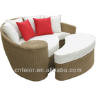 A6085SF Outdoor Artificial Rattan Furniture Wicker And Rattan Furniture