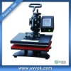 4in1 t-shirt heat stamping machine