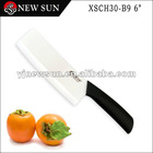 "6"" ceramic chef knife with ABS handle"