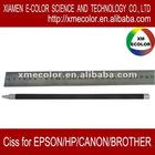lower and upper fuser roller for laser toner cartridge