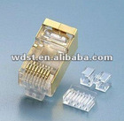cat7 shielded plug