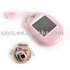 Handheld Plastic Electronic Pet for kid