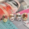 New Fashion Crystal of Queen Mask Ring Gift Jewelry Free Shipping