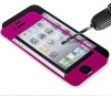 2012 NEW Tempered Glass screen protector for iphone4