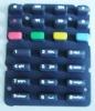 rubber keypad for calculator