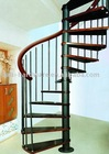 baluster/spiral staircase/spiral stairway/stair parts/stair part/staircase/stair