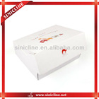 the customized printed Paper box for gift packaging